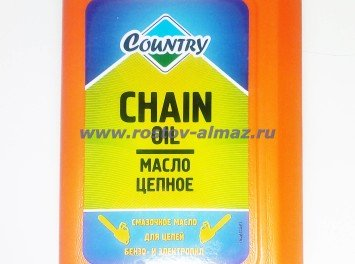 ST-500 Масло Country цепное Chain oil 1л